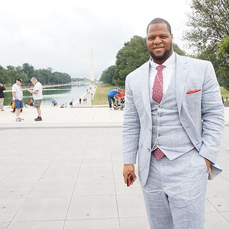 """"""" are only bound by the limits of our own conviction,"""" – Robert F. Smith"""