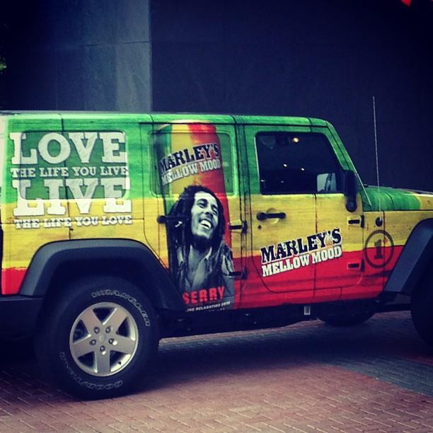 #ROOTS #MAMASUH #RelaxChillDay #MarleyFam